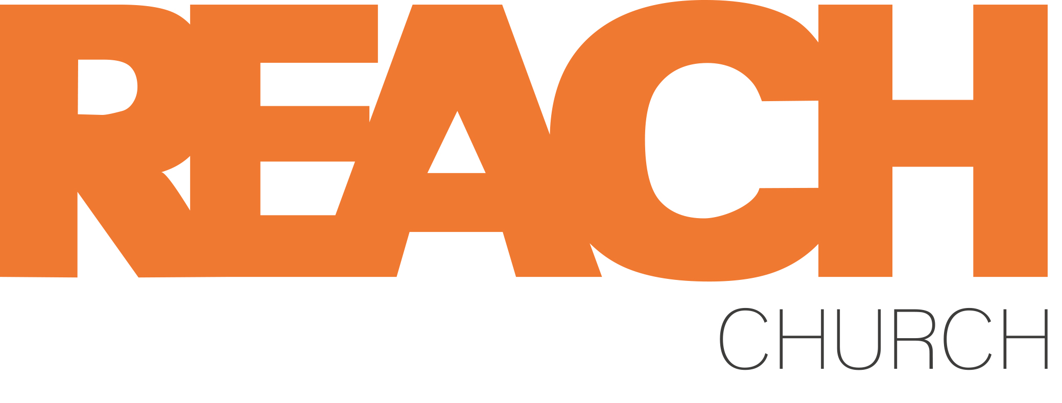 New Reach Logo Orange